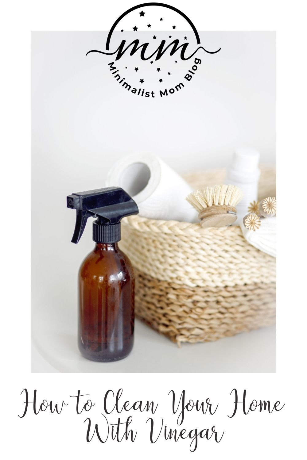 how to clean your whole home with vinegar